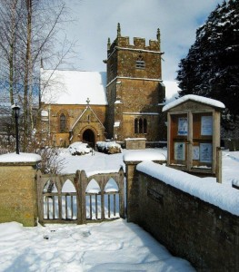 Winter St Marys Yarlington